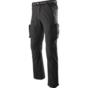 X-Bionic Mountaineering Summer Pants Long Herr black black