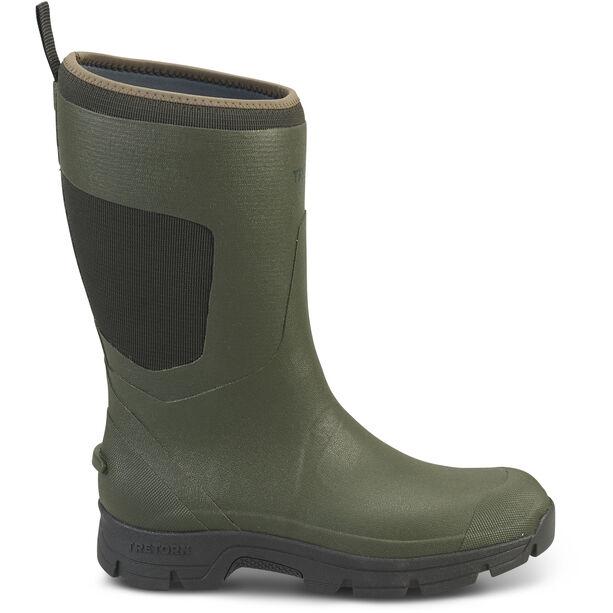 Tretorn Tornevik Low Rubber Boots green