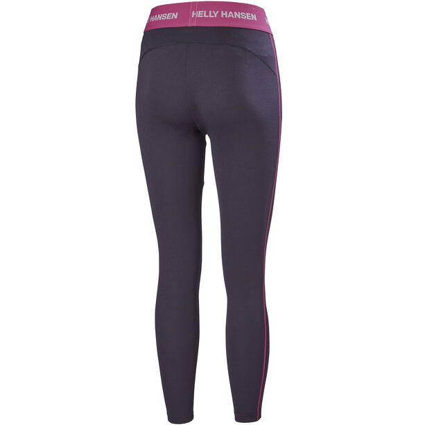 Helly Hansen Lifa Active Graphic Pants Dam Nightshade dotted Print