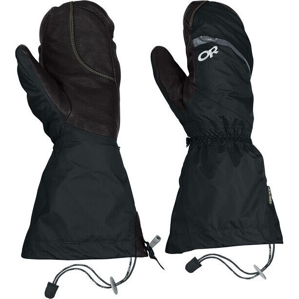 Outdoor Research Alti Mitts Herr black