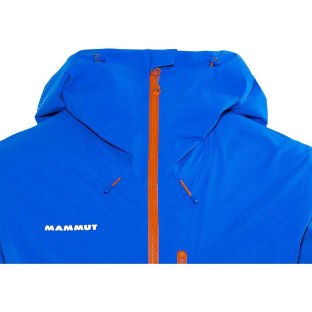 Mammut Nordwand Pro HS Hooded Jacket Herr sunrise-ice
