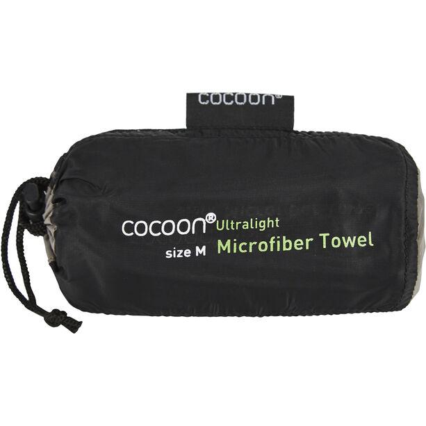 Cocoon Microfiber Towel Ultralight Medium marsala red