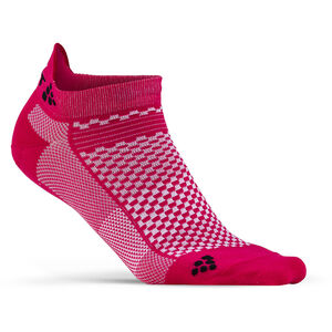 Craft Cool Shaftless Socks 2-Pack jam/black jam/black