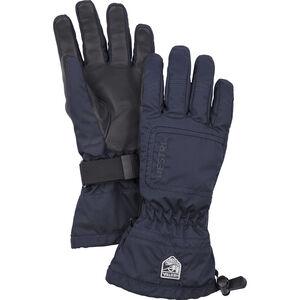 Hestra CZone Powder 5-Finger Gloves Dam dark navy/black dark navy/black
