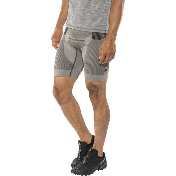 X-Bionic Fennec Evo Running Pants Short Herr anthracite/silver