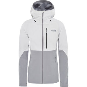 The North Face Apex Flex GTX 2.0 Jacket Dam tnf white/mid grey tnf white/mid grey