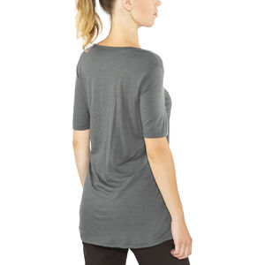 Aclima LightWool Loose Fit T-shirt Dam iron gate iron gate