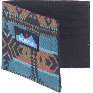 KAVU Yukon Wallet pacific blanket pacific blanket