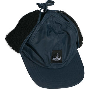 Lemmel Kaffe Cap with Ear Tag blueberry blueberry