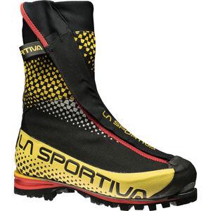 La Sportiva G5 Boots Herr black/yellow black/yellow