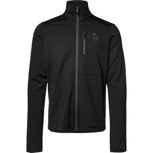 Sweet Protection Crusader Fleece Jacket Herr Black Black