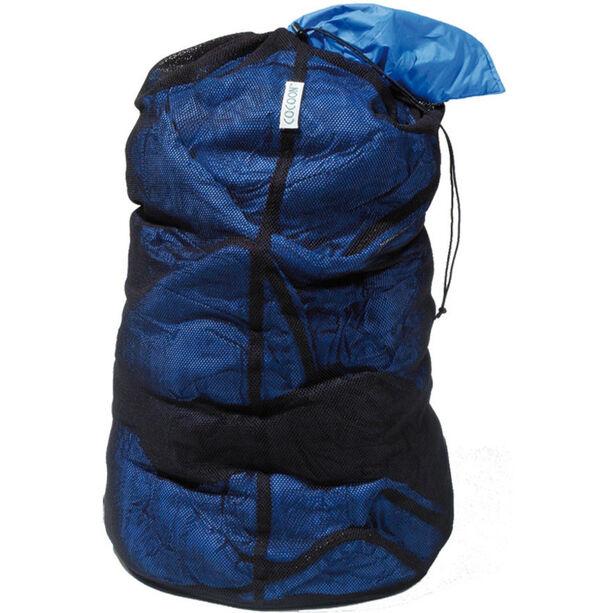 Cocoon Storage Bag Mesh for Sleeping Bags black