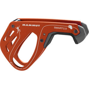 Mammut Smart 2.0 Belay Device dark orange dark orange