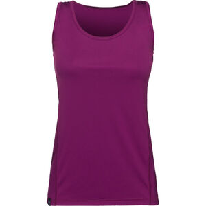 Norrøna /29 Tech Singlet Dam dark purple dark purple