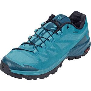 Salomon Outpath GTX Shoes Dam tahitian tide/reflecting pond/black tahitian tide/reflecting pond/black
