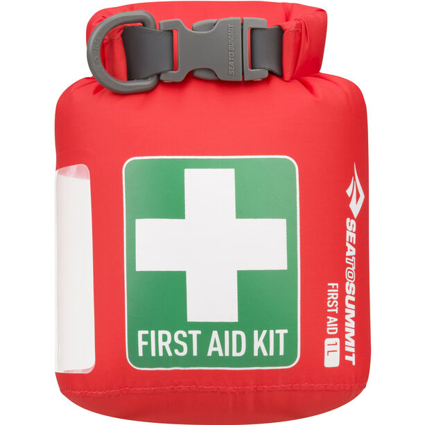 Sea to Summit First Aid Dry Sack Day Use red