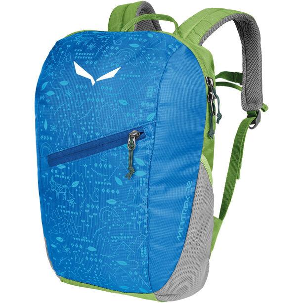 SALEWA Minitrek 12 Backpack Barn royal blue