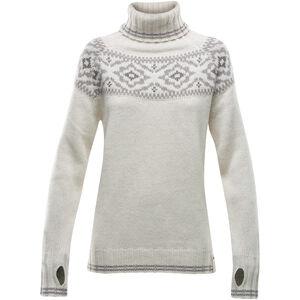 Devold Ona Round Sweater Dam offwhite offwhite