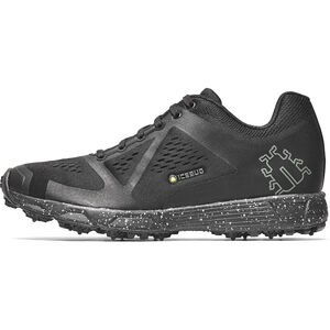 Icebug DTS4 BUGrip Shoes Herr black/grey black/grey