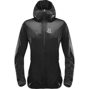 Haglöfs Aran Valley Jacket Dam true black true black