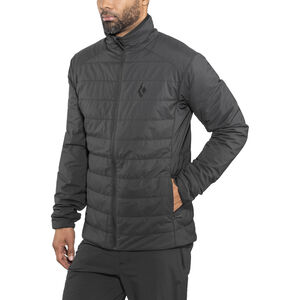Black Diamond First Light Jacket Herr smoke smoke