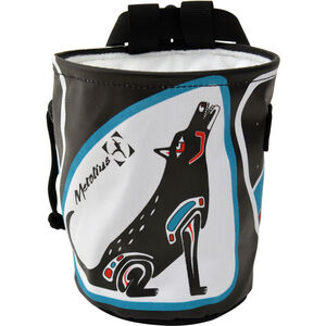 Metolius Pacific Northwest Competition Chalk Bag mountain wolf mountain wolf