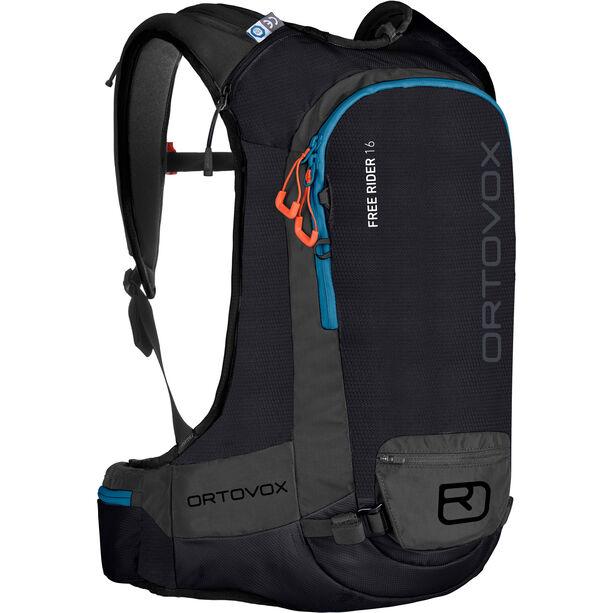 Ortovox Free Rider 16 Backpack black raven
