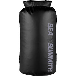 Sea to Summit Hydraulic Drypack with Harness 120l black black