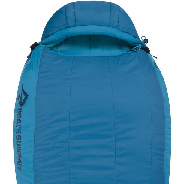 Sea to Summit Venture VtII Sleeping Bag Regular Dam aegean/carribean