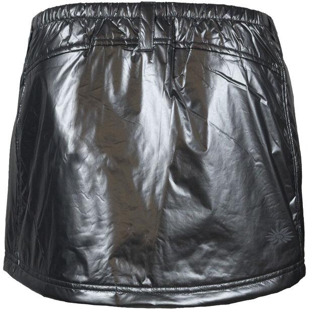 SKHoop Mini Skirt Dam metallic grey
