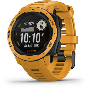 Garmin Instinct GPS Smartwatch sunburst sunburst