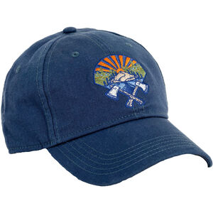 United By Blue Axe Crest Baseball Hat Navy Navy