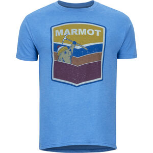 Marmot Retro SS Tee Herr royal heather royal heather