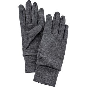 Hestra Heavy Merino Gloves 5-Finger grå grå