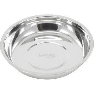 CAMPZ Stainless Steel Deep Plate 22cm