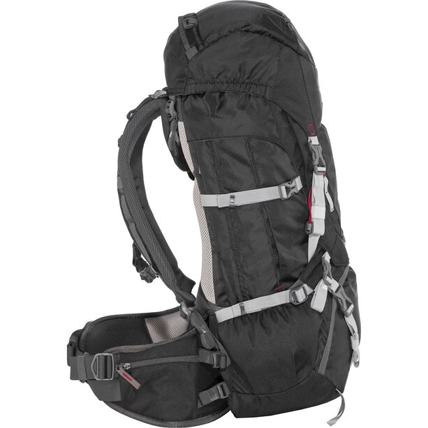 CAMPZ Mountain Pro 55+10l Backpack black