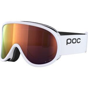 POC Retina Clarity Goggles hydrogen white/spektris orange hydrogen white/spektris orange