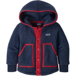 Patagonia Retro Pile Jacket Baby Barn Neo Navy Neo Navy