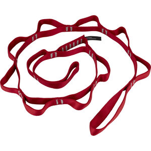 Black Diamond Nylon Daisy Chain 115cm / 18mm red red