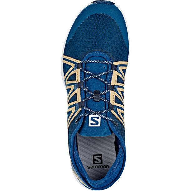 Salomon Crossamphibian Swift 2 Shoes Herr poseidon/taos taupe/ebony
