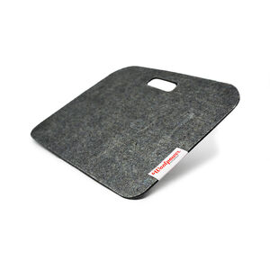 Woolpower Sit Pad L Recycled Grey Recycled Grey