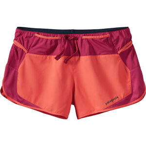 "Patagonia Strider Pro 2 1/2"" Shorts Dam carve coral carve coral"