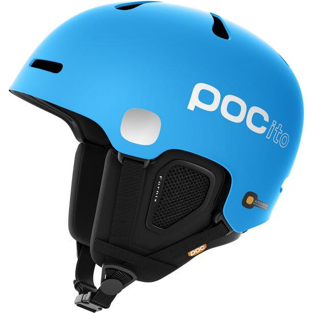POC POCito Fornix Helmet Barn flourescent blue