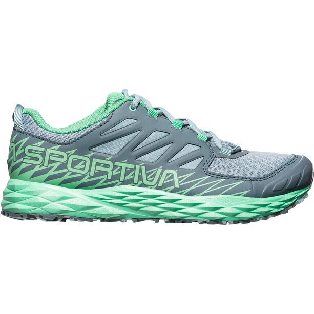 La Sportiva Lycan Shoes Dam stone blue/jade green