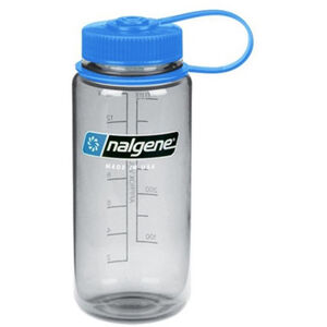 Nalgene WideMouth Tritan Flask 500ml gray tritan gray tritan