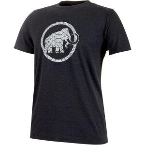 Mammut Trovat T-shirt Herr black melange black melange