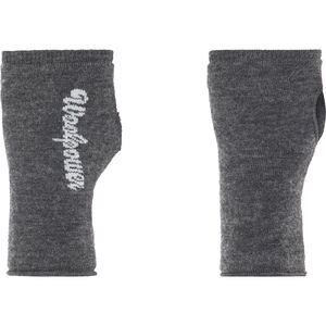 Woolpower 200 Wrist Gaiters grey grey