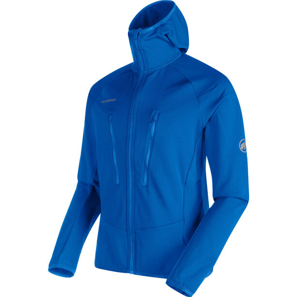 Mammut Aenergy Light ML Hooded Jacket Herr ultramarine