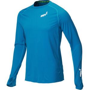 inov-8 Base Elite LS Shirt Herr blue blue