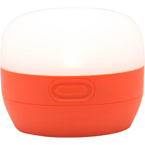 Black Diamond Moji Lamp vibrant orange vibrant orange